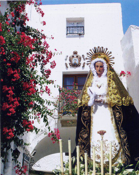 Easter in Mojácar