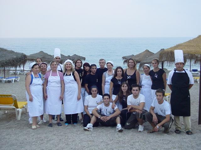 Familia Neptuno agosto 2004