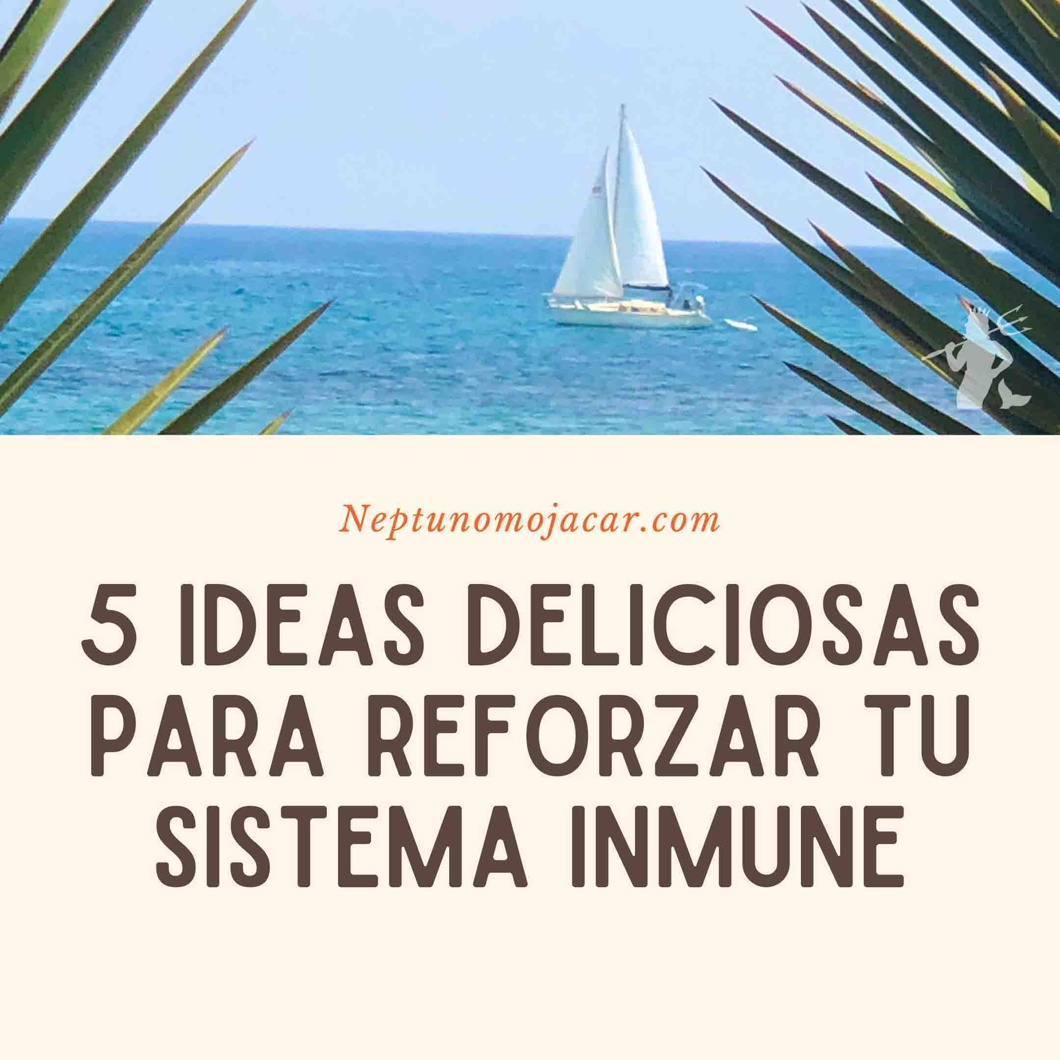 5 ideas deliciosas para reforzar tu sistema inmune